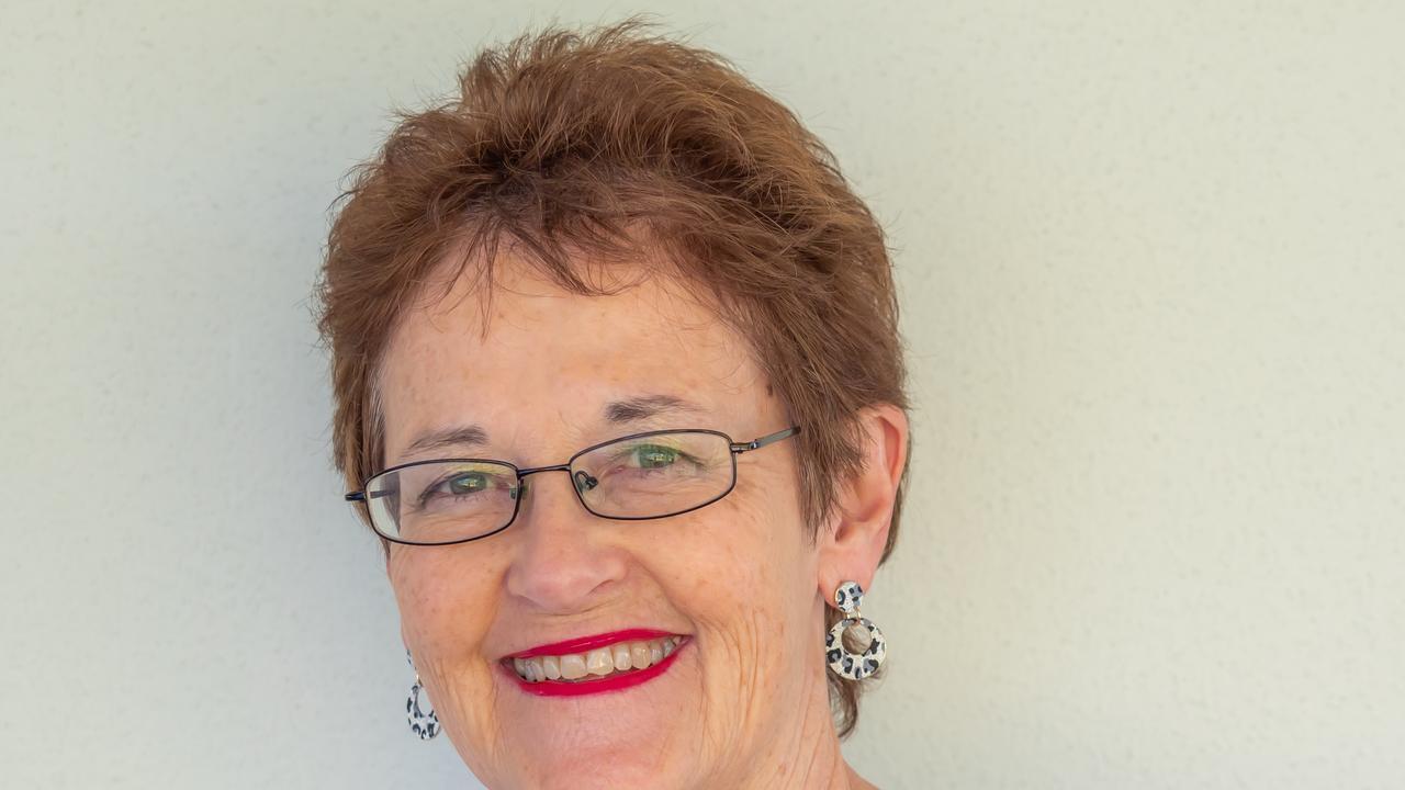 Sunshine Coast Retiree Women's Group founder Celena Ross.