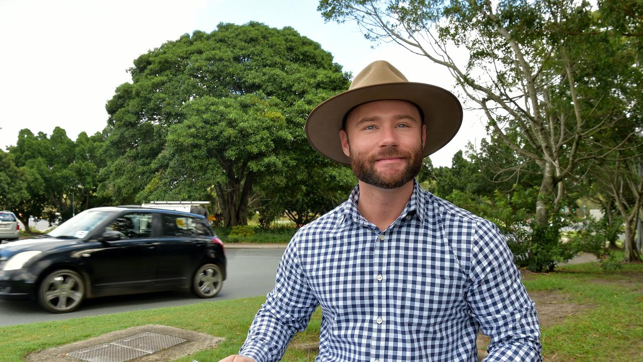 Cr Christian Dickson wants governments to reduce red tape and allow for more fire breaks.