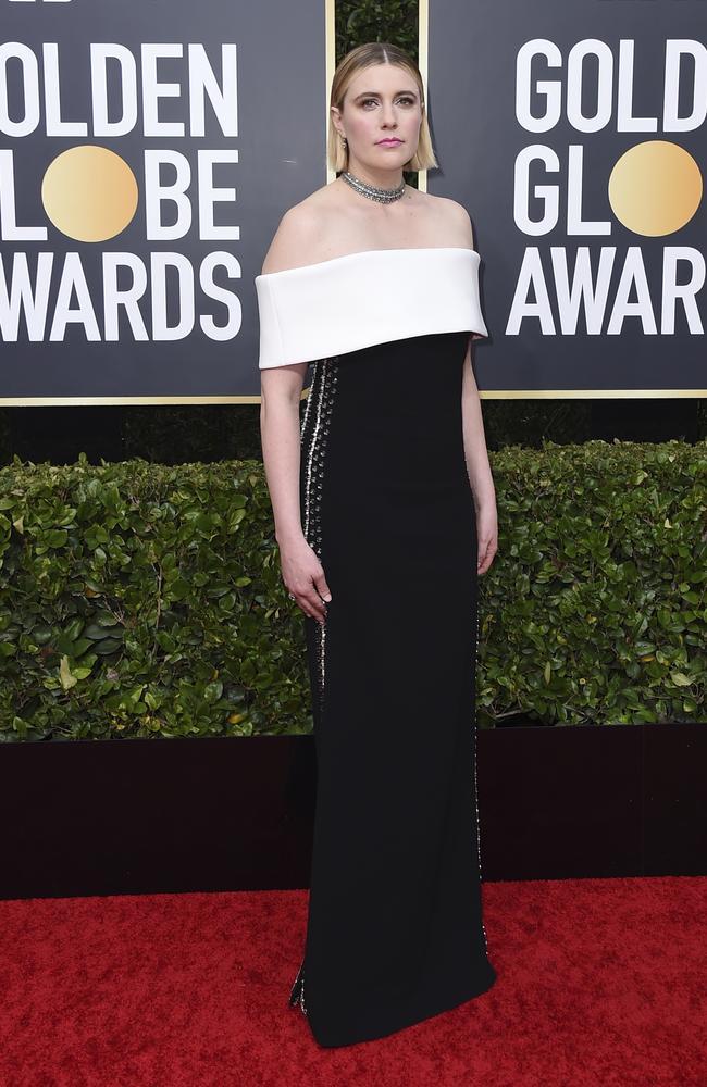 Greta Gerwig. Picture: Jordan Strauss/Invision/AP