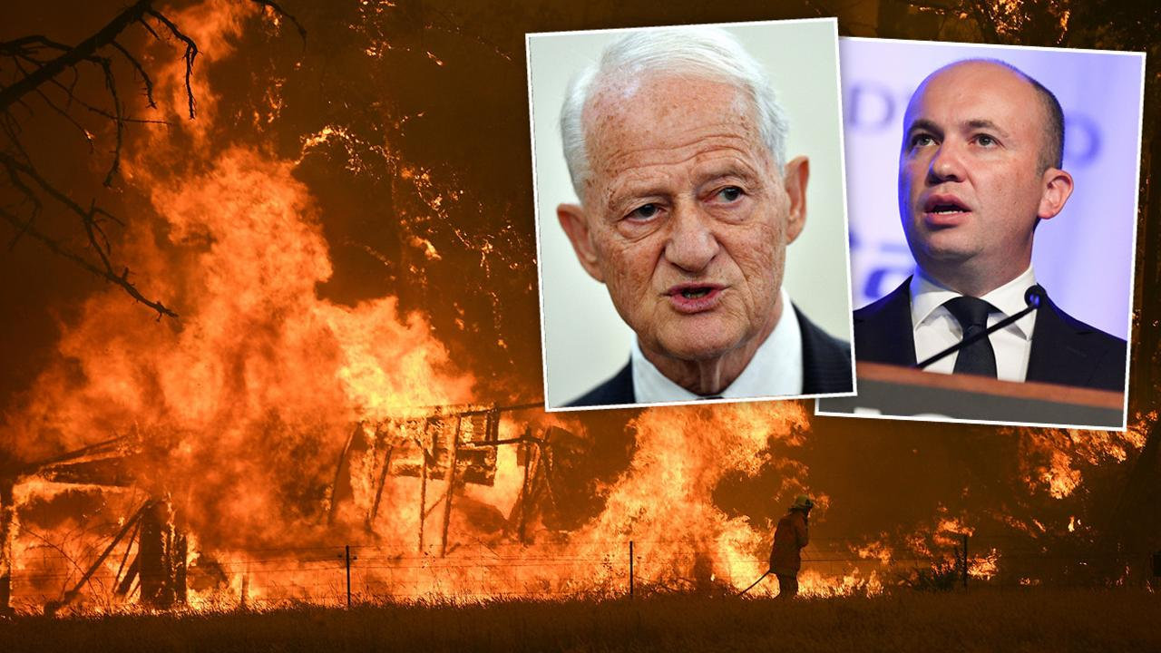 Liberals have been slammed for 'doing the numbers' for preselections after pushing ahead with an internal meeting while NSW faces an unprecedented fire crisis.