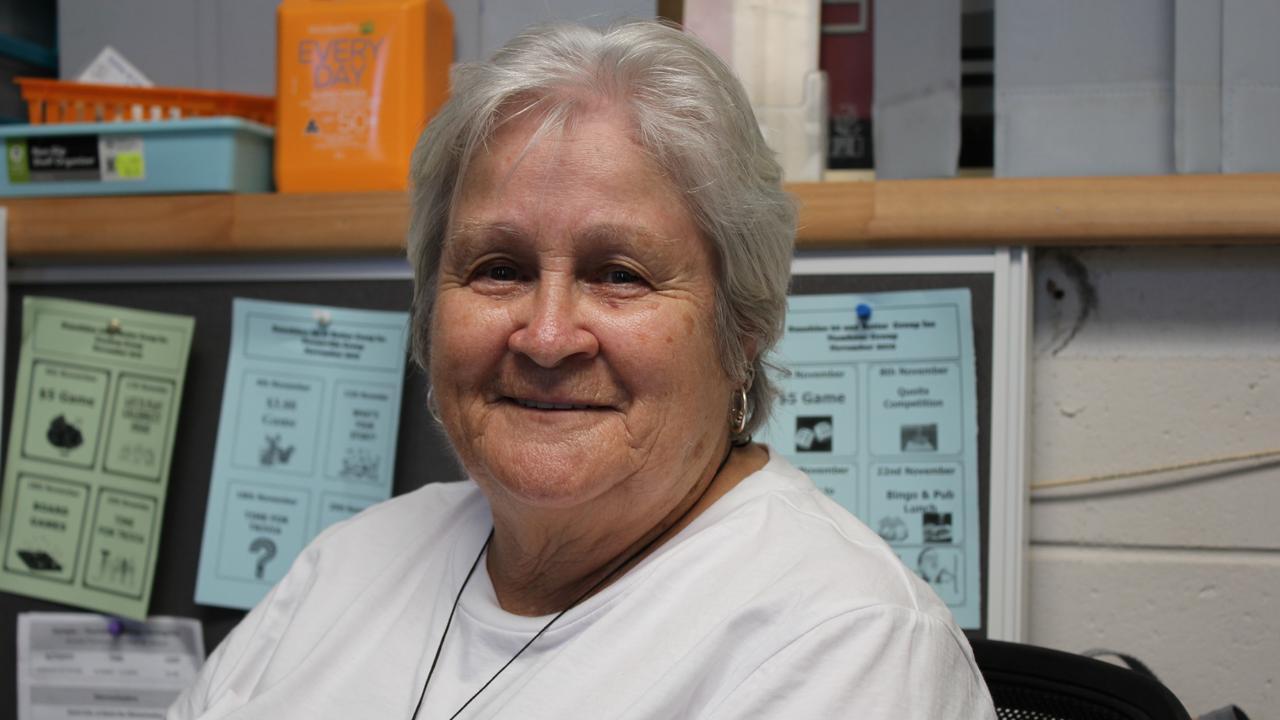 Sunshine 60 and Better president Sharon Macdonald.