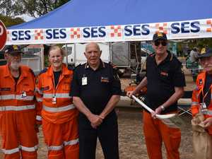 North Burnett SES rally to help bushfire victims
