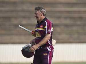 Former Australian players shine in Toowoomba