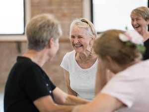 Ballet classes for Mackay's seniors