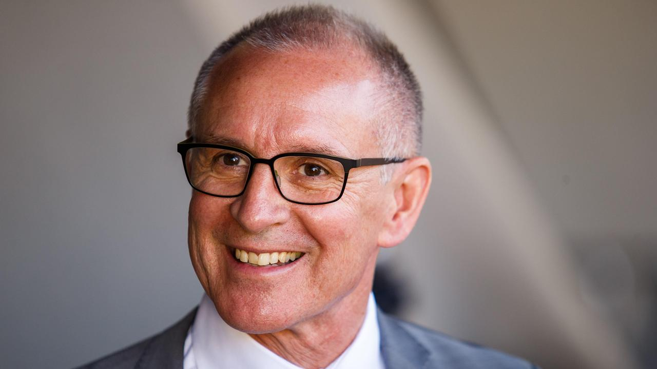 Former South Australian premier Jay Weatherill is leading the gas royalty review.