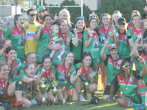 CQ Capras women's team is after sponsorships
