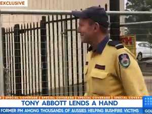 'He truly loves it': Abbott praised