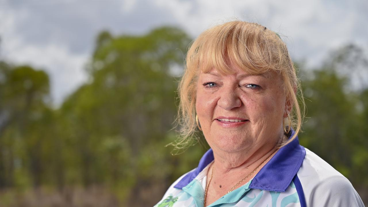 Lyn Jewell will still help out at the centre, by assisting with the gardening and caring for the pets. Picture: Cordell Richardson