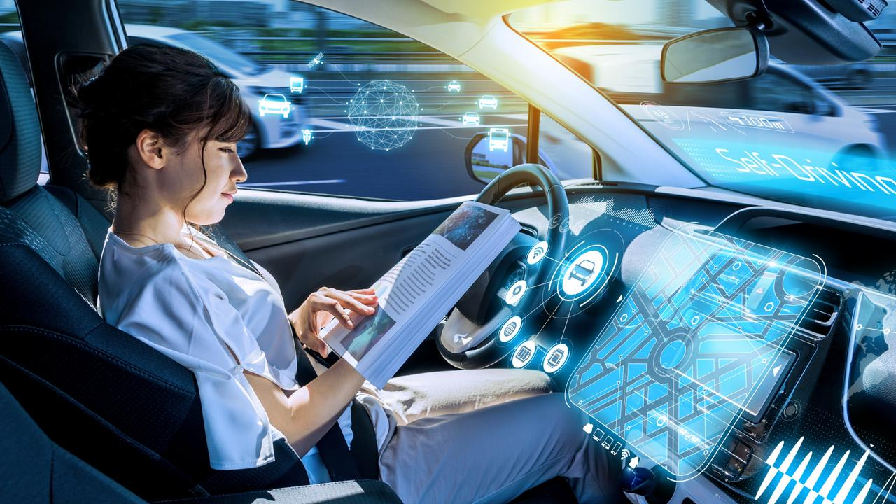 Driverless cars require a supporting infrastructure network to work most efficiently.