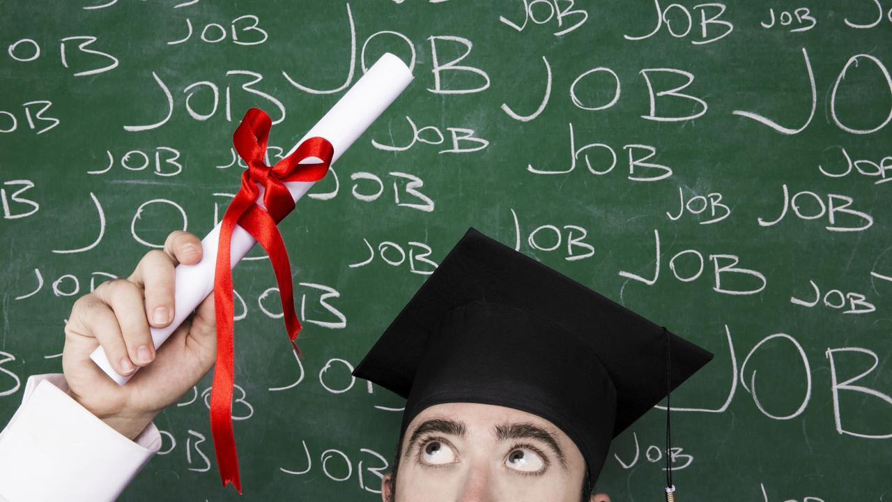 DON'T SELL YOURSELF SHORT: Year 12 graduates may have the edge over older applicants.