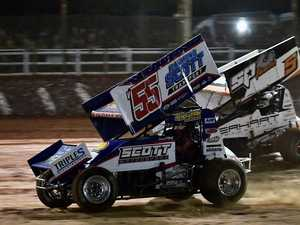 RECAP: M'boro hosts sprintcar World Series