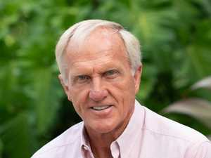 Greg Norman offers his solution for bushfire crisis