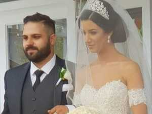 Dad charged with murdering Aussie newlyweds