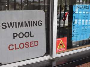 Thieves target a Western Downs pool for a midnight snack