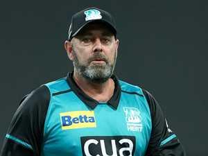 Former Aussie coach the target of bizarre Twitter hack