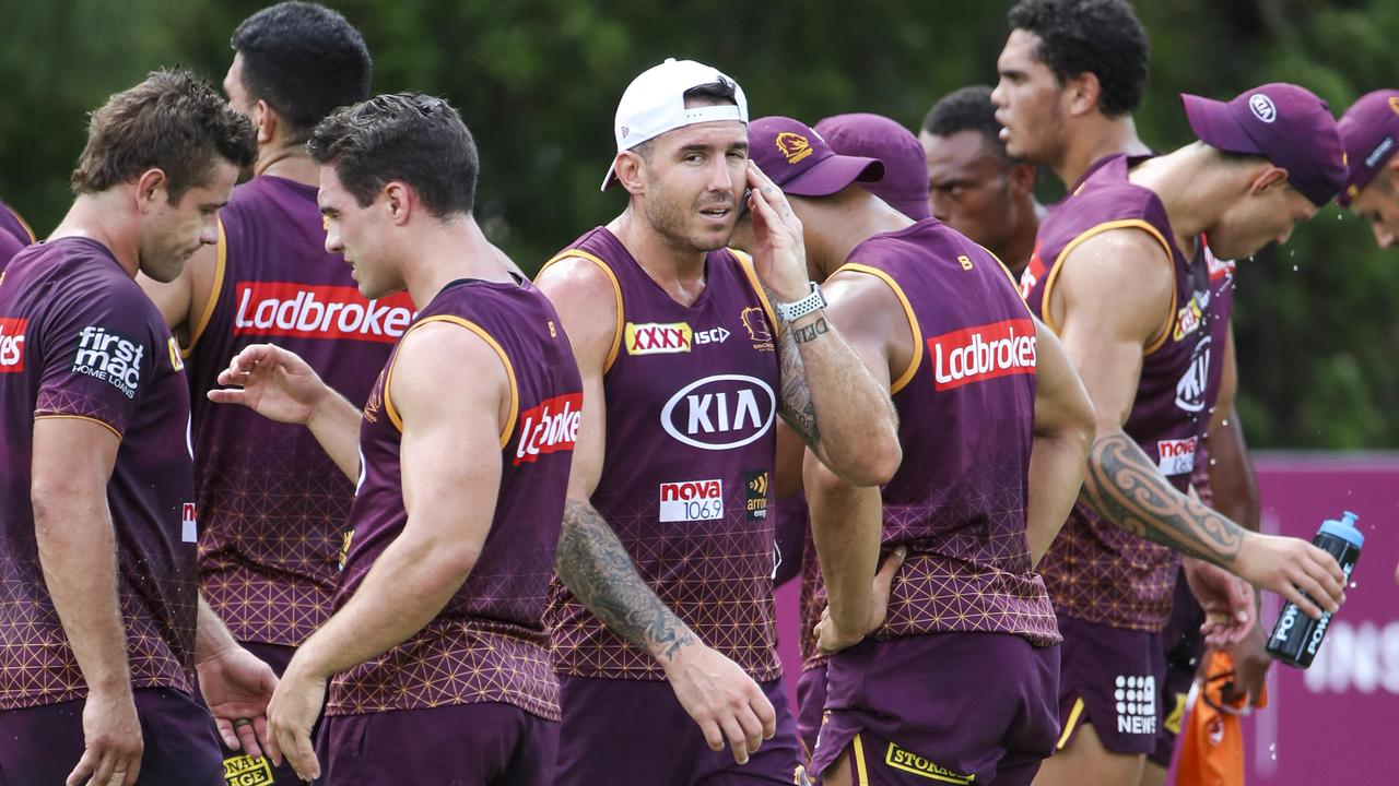 Darius Boyd's trajectory will be one of the season's big stories. Photo: AAP Image/Glenn Hunt
