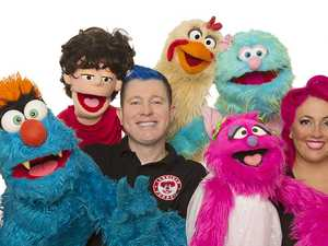 STRINGS ATTACHED: Sky's the limit for talented puppeteer