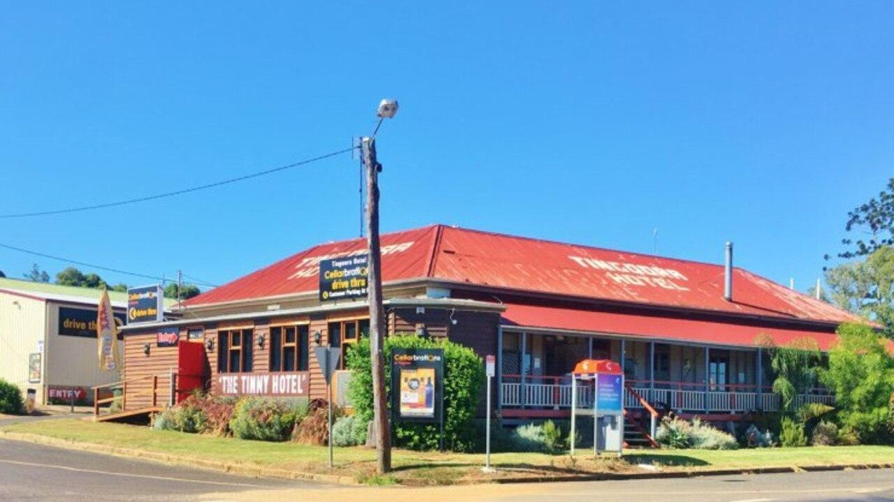 Tingoora Hotel, Tingoora. Picture: Contributed