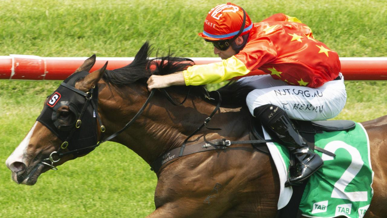 Tommy Berry has another hot Magic Millions chance in Aim. Picture: Getty Images