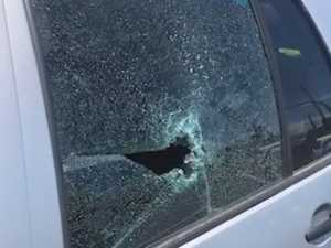 'Totally irresponsible' reason man smashed friend's window
