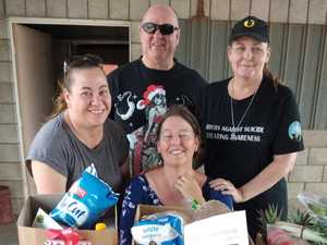 WE SEE YOU: Hampers for forgotten farmers