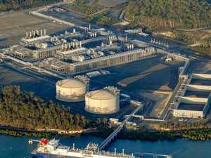 WORLD LEADING: Biggest year yet for LNG