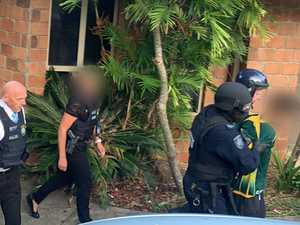 WATCH: Dramatic moment teen arrested over Ballina death