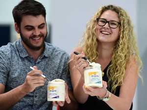 Bundy Rum ice cream flavours arrive on shelves