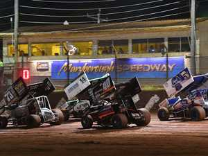 Maryborough Speedway World Series Sprintcars