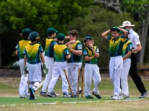 65 PHOTOS: Junior cricketers show grit, determination