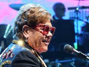 Elton John's massive bushfire donation