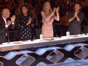 Judges in tears over teen's performance