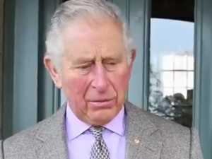 'In despair': Charles' emotional message