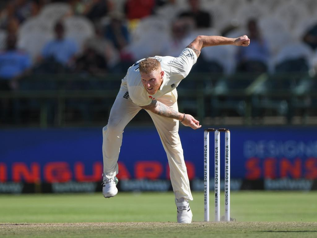 Ben Stokes delivered again. (Photo by Stu Forster/Getty Images)