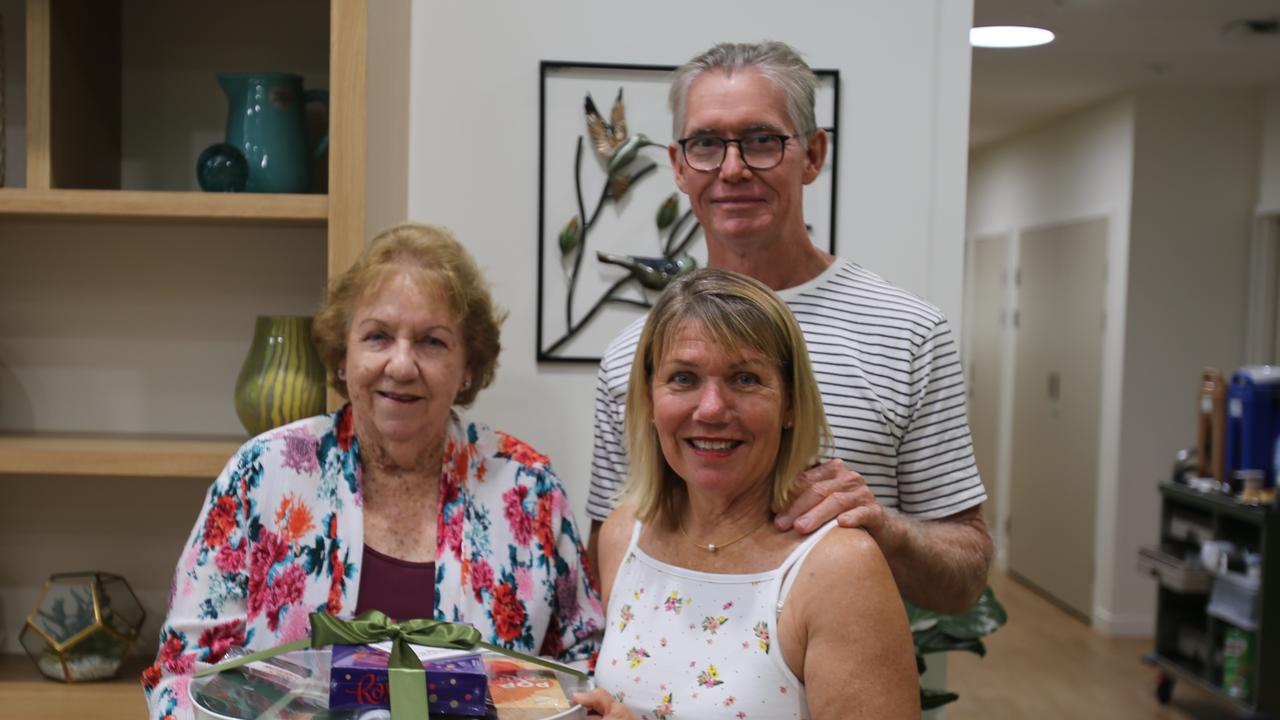 THANKS: Murroona Gardens paid their thanks and acknowledgment to Merle Jochheim and Paddy and Jayne O'Regan on Wednesday, January 8 for their donations and contributions over the years.