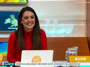 Australians stand by 'Pommy weather girl' after Craig Kelly clash