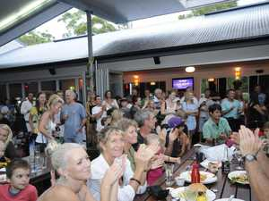 Surfboards, schnitzels and beer at RFS fundraiser