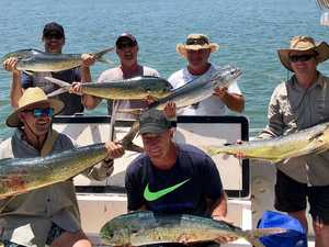 GONE FISHING: It's a great time of year to wet a line