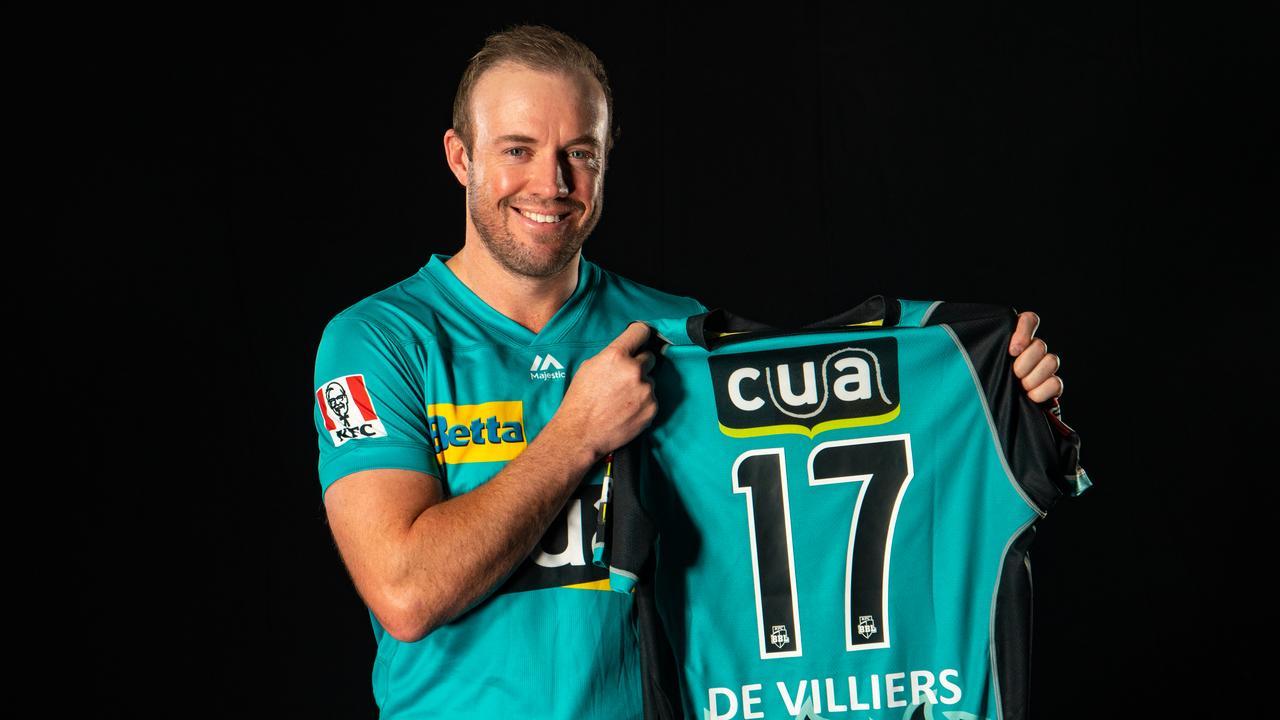 AB de Villiers' arrival should be a huge draw.