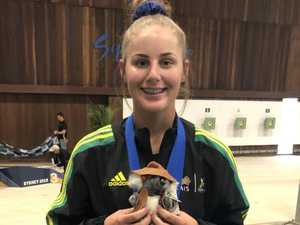 Western Downs shooter chasing Olympic selection