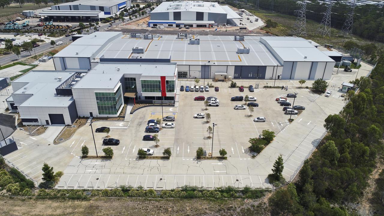 TAE Aerospace at Bundamba. Picture: Cordell Richardson