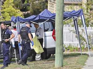Person found dead on suburban street deemed non-suspicious