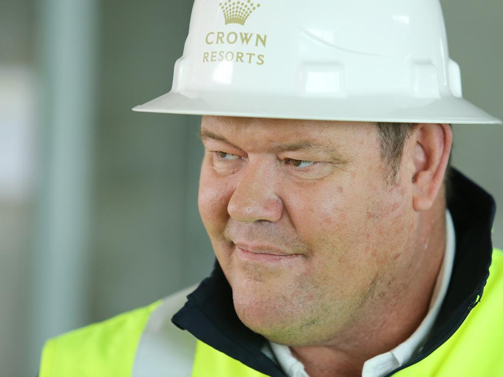 "James Packer's mother says he is now in ""a much better space"". Picture: Rohan Kelly"