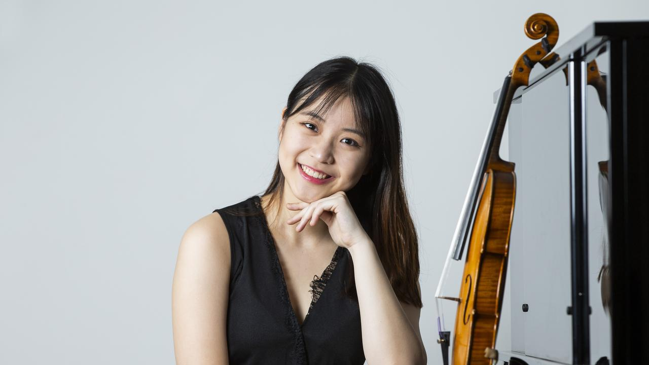 Career hopes are hitting a top note for violinist Fiona Qiu after her appointment to a prestigious role with the Australian Youth Orchestra