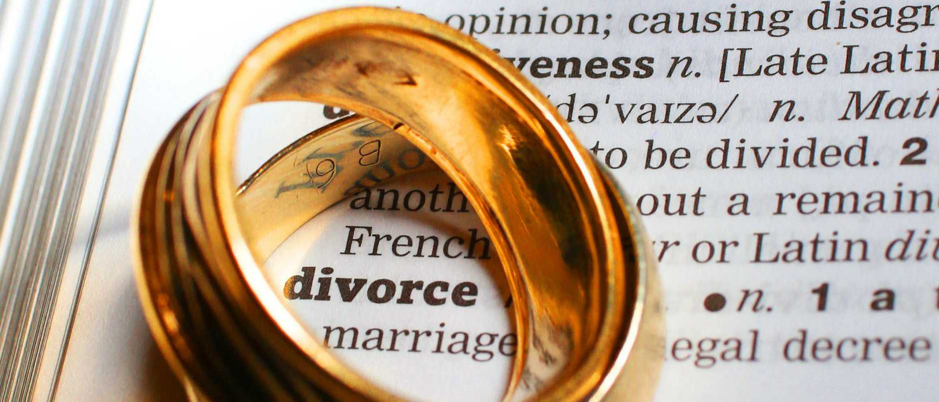 generic pic for divorce story 2 wedding rings
