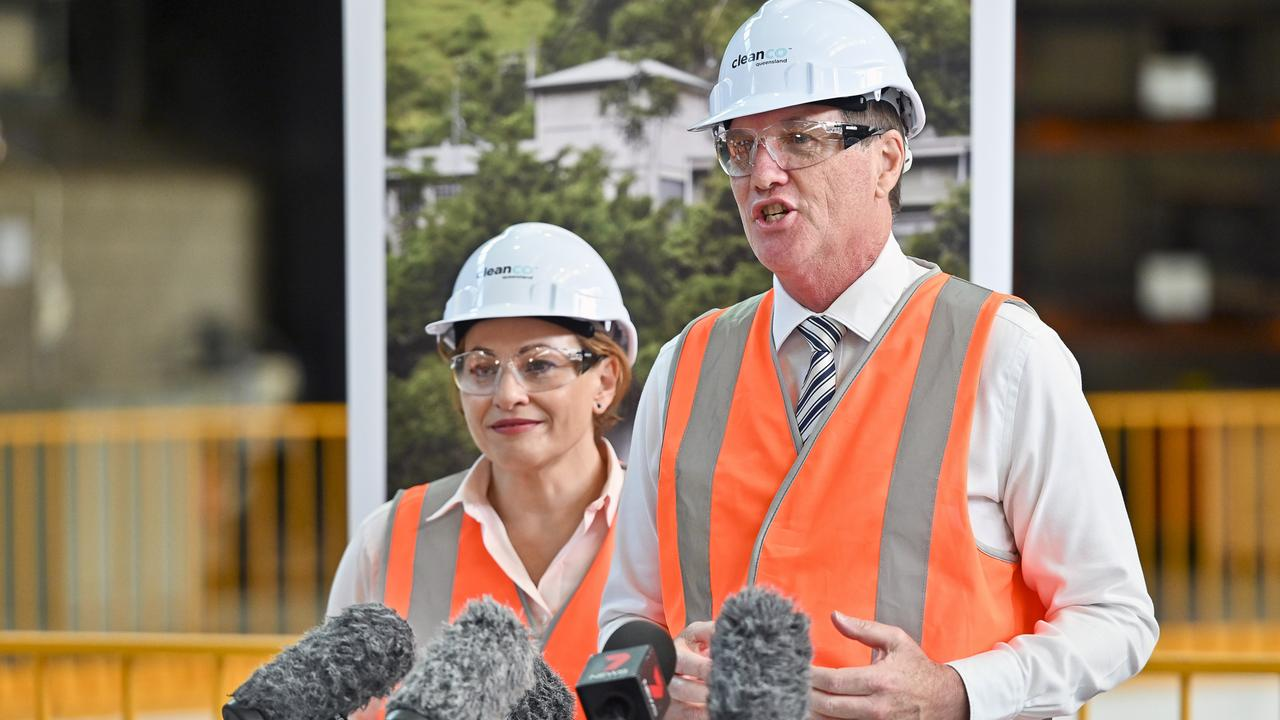 Deputy Premier Jackie Trad and Minister for Mines and Energy Anthony Lynham have been forced to pay back wrongly-made expenses in the past.