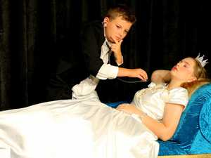 Fairytale show to cast its spell these school holidays