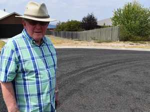 Residents fed up with poor road maintenance