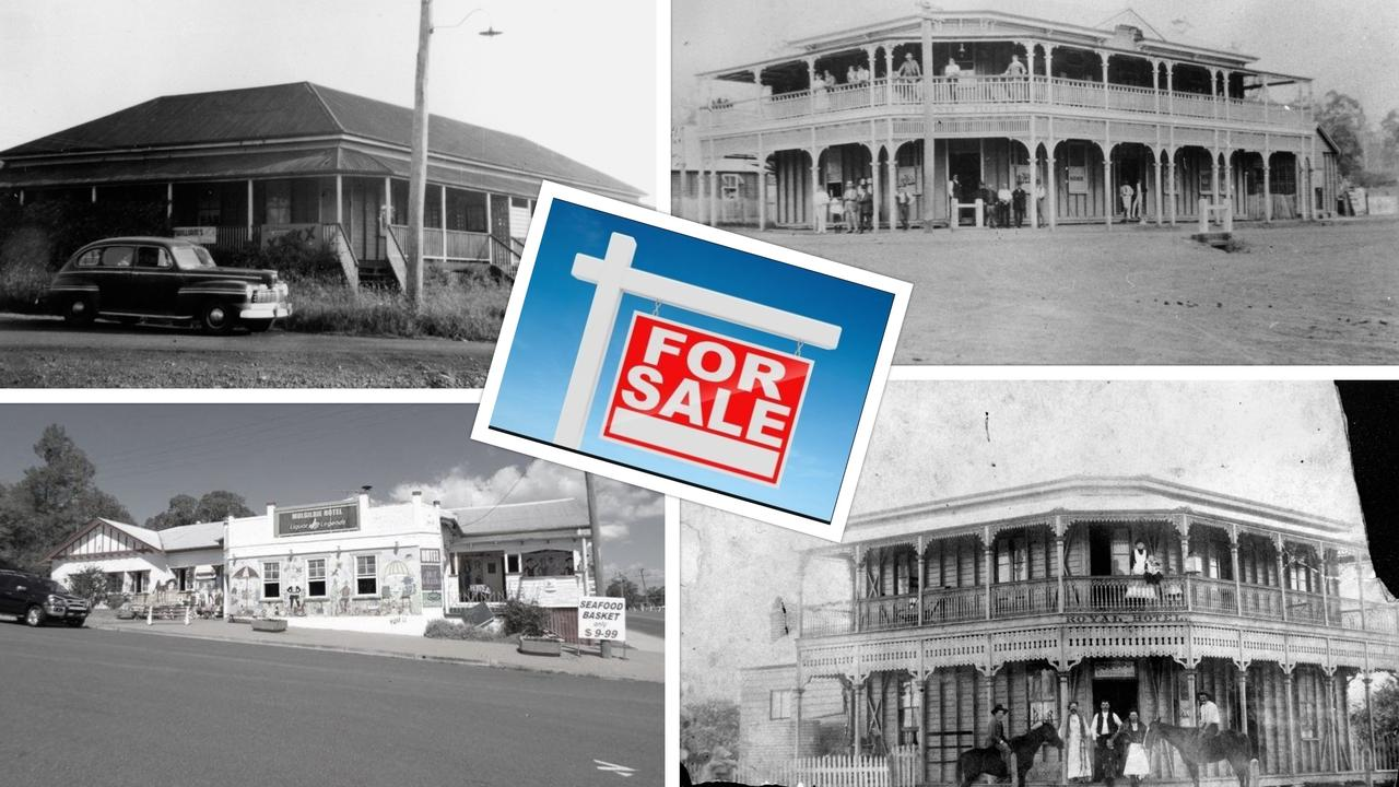 FOR SALE: There are currently four hotels for sale in the South and North Burnett region. Picture: Contributed