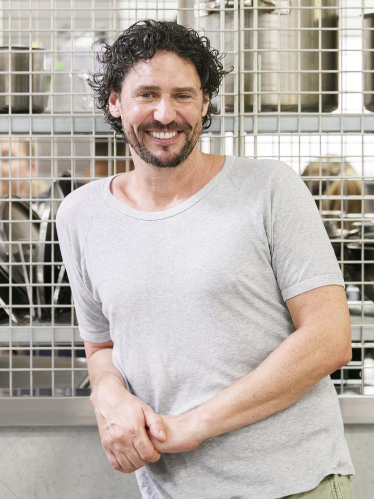 Colin Fassnidge from My Kitchen Rules.